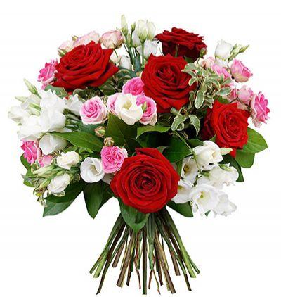 доставка цветов Белек Смешанный букет